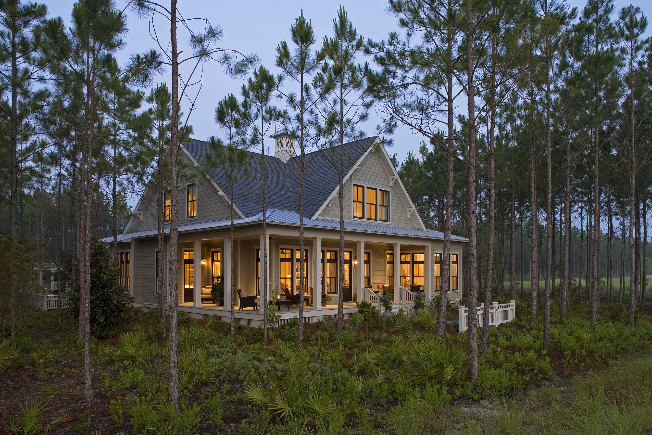 Bayou homes for Cost of building a house in louisiana