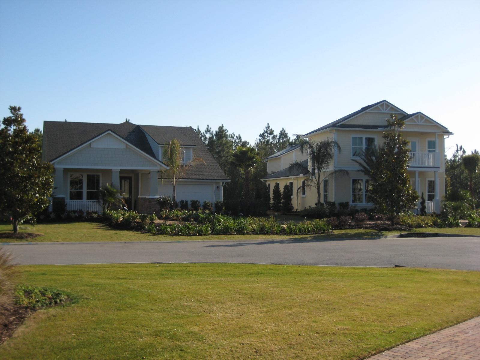 Luxury one story home designs for Luxury one story homes