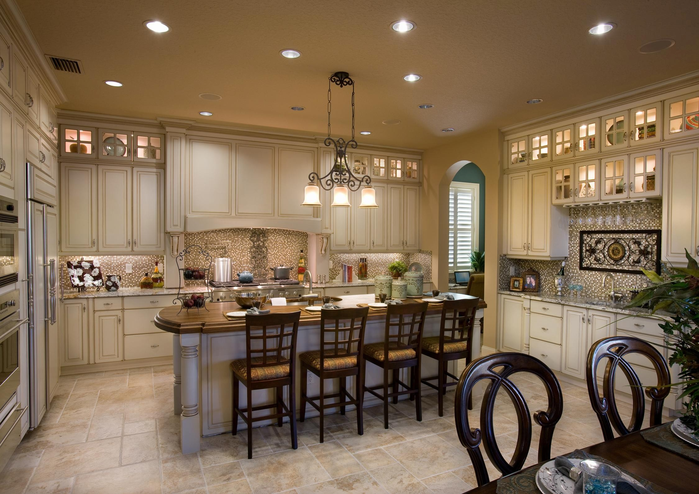 Interior Model Homes Kitchen Designs