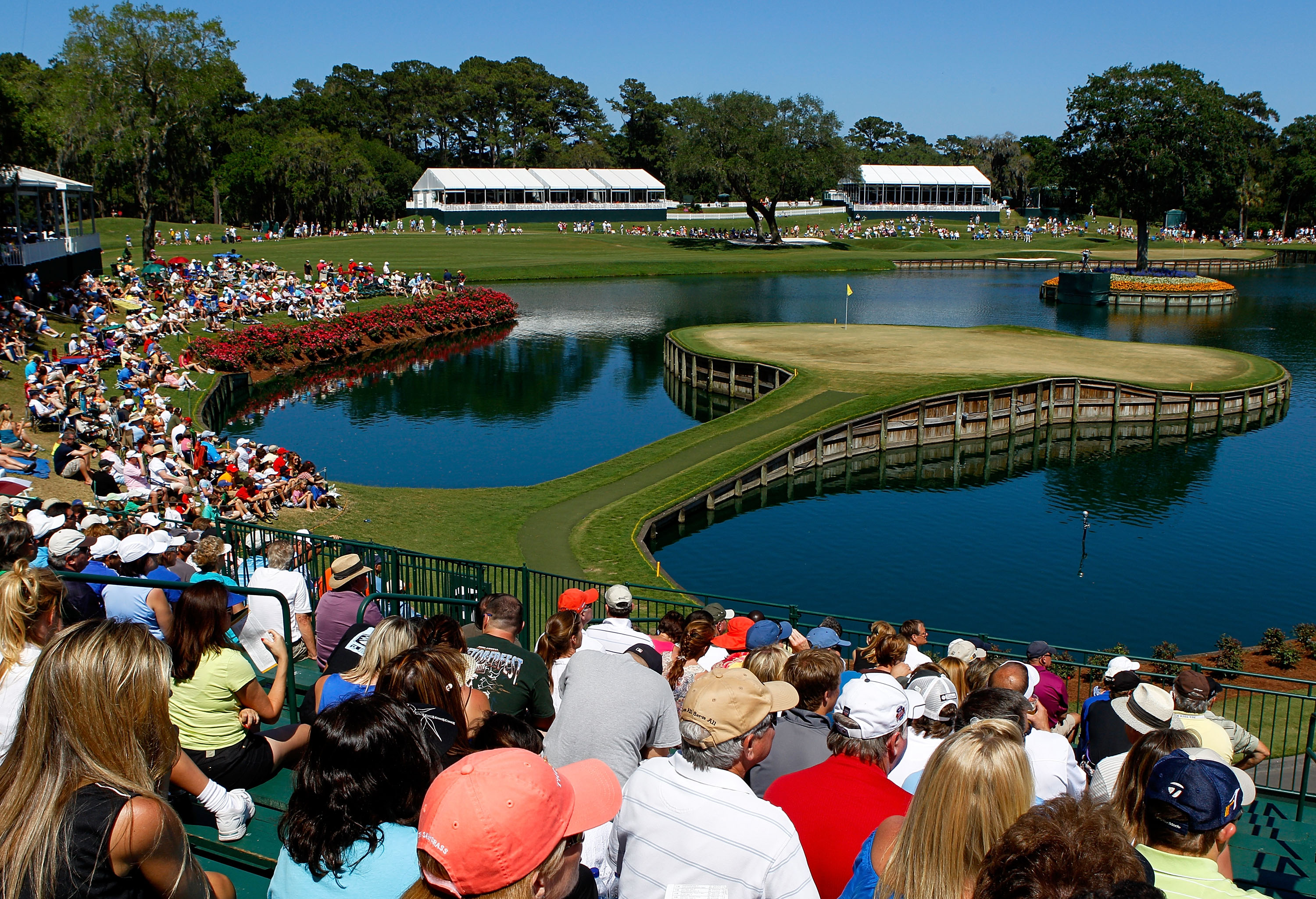 the players championship is only four weeks away whats