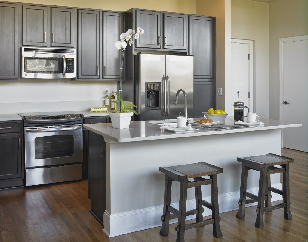 Define your personal style at the john gorrie a for Gourmet kitchen designs