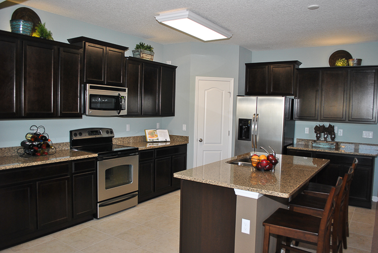 Model Home Kitchen Cabinets Fair Lennar Homes Opens New Next Gen Model Home At Eagle Landing Decorating Inspiration