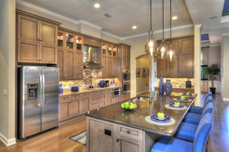 sisler johnston interior design completes ici homes