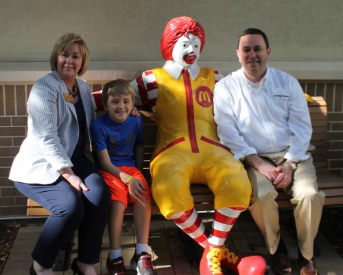 Kinder Morgan RMHC Donation