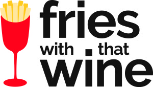 fries with wine