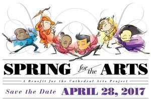 spring for the arts
