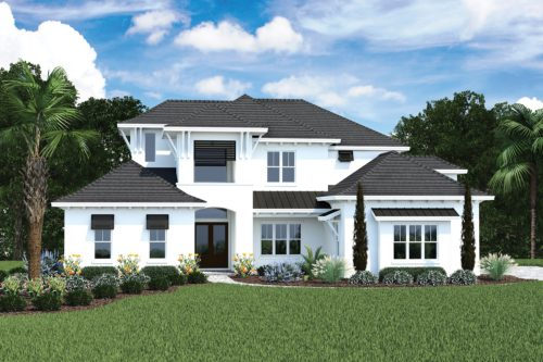 Arthur rutenberg homes by mark refosco breaks ground on for Tidewater style homes