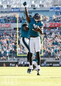 Jacksonville Jaguars win