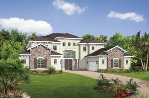 Toll Brothers Symphony Showhouse