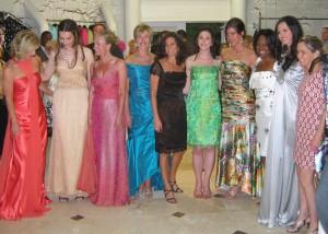 Linda Cunningham Fashion Cure Event