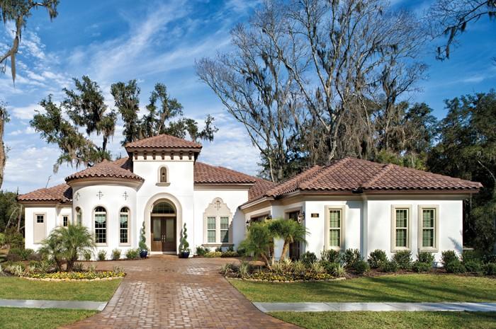 Bermuda Model By Arthur Rutenberg Homes At Palencia Wins Gold