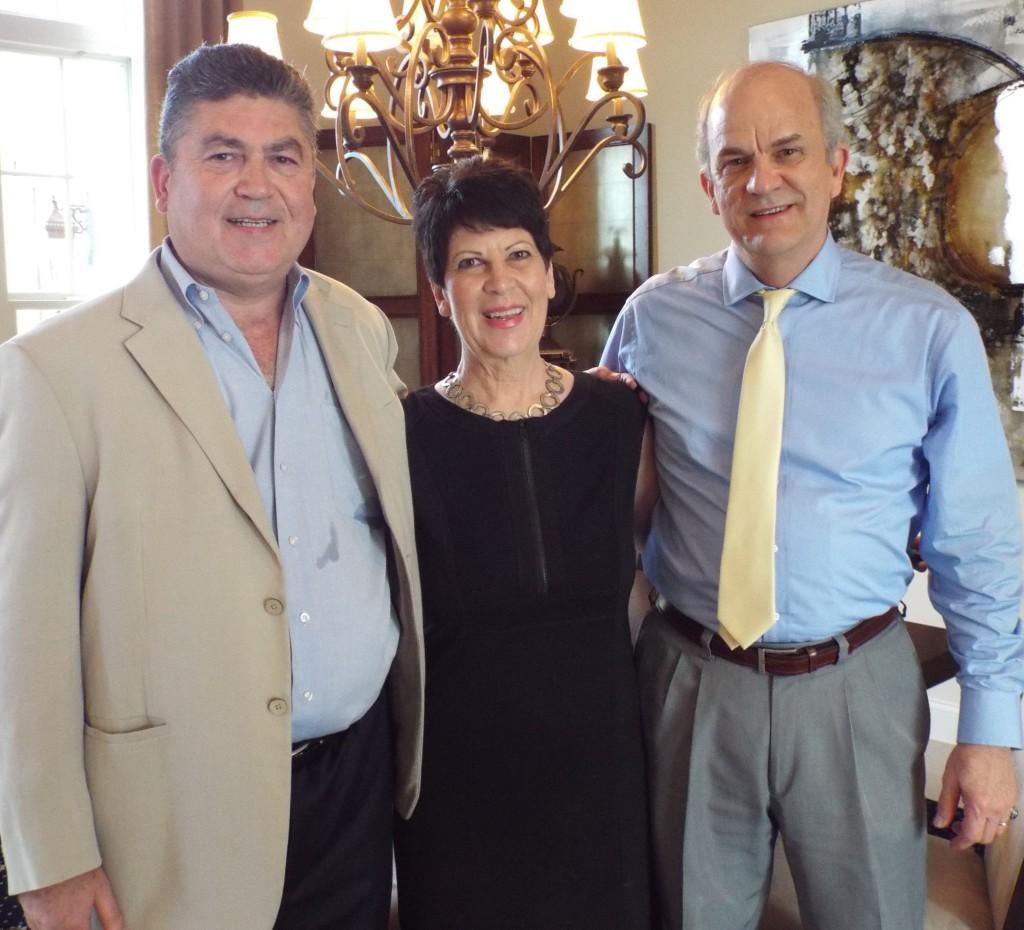 Moji Babazadeh, Mona Bugdal, Michael Libengood