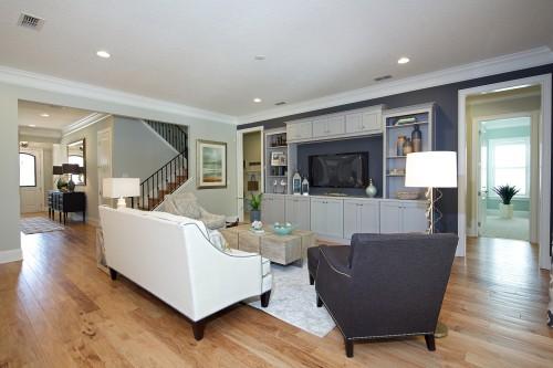 Muirfield Living Room