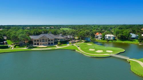 Plantation House golf