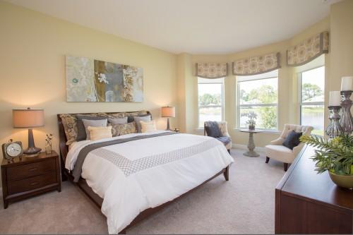 Villena Model Bedroom