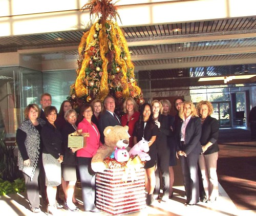 BHHS Managers and leaders by tree