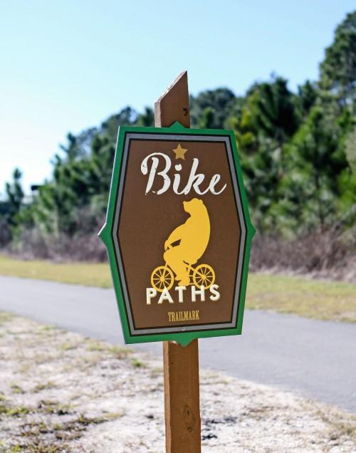 TrailMark Sign