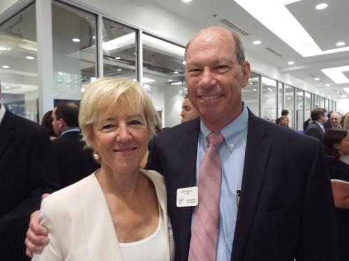 Sarah and Jerry Mallot