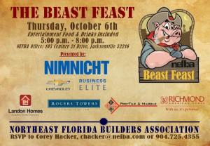 Beast Feast Invite 2016